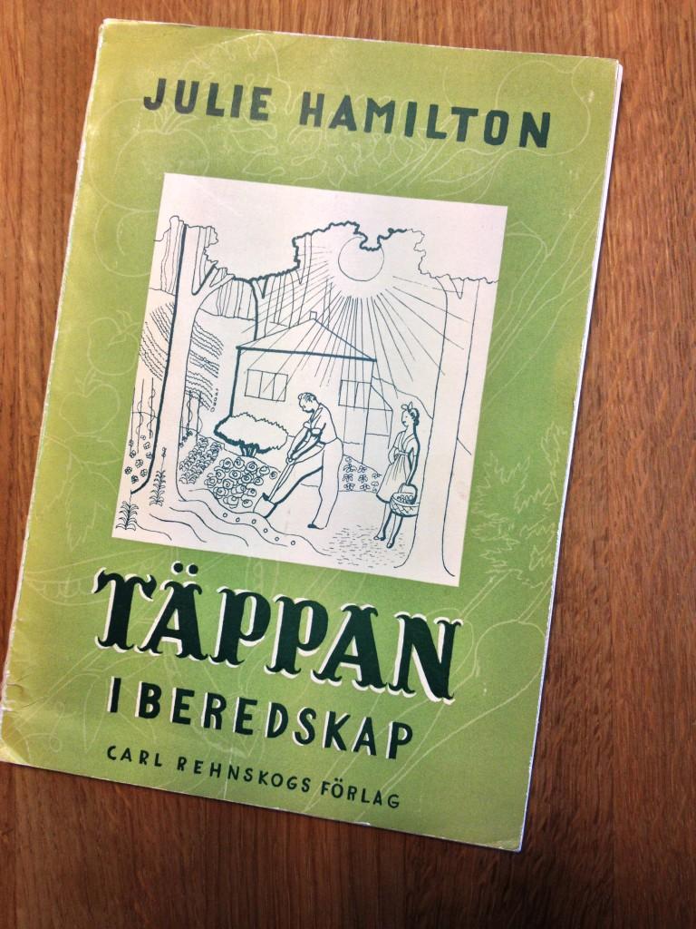 Boken Täppan i beredskap