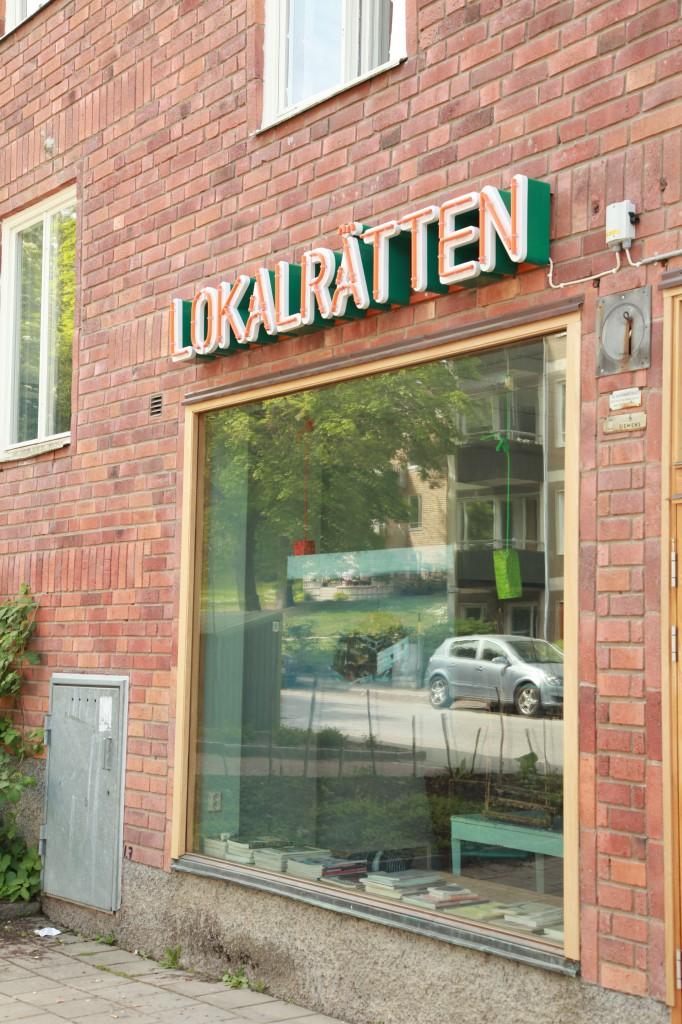 Hökarängen ©Ulrika Flodin Furås