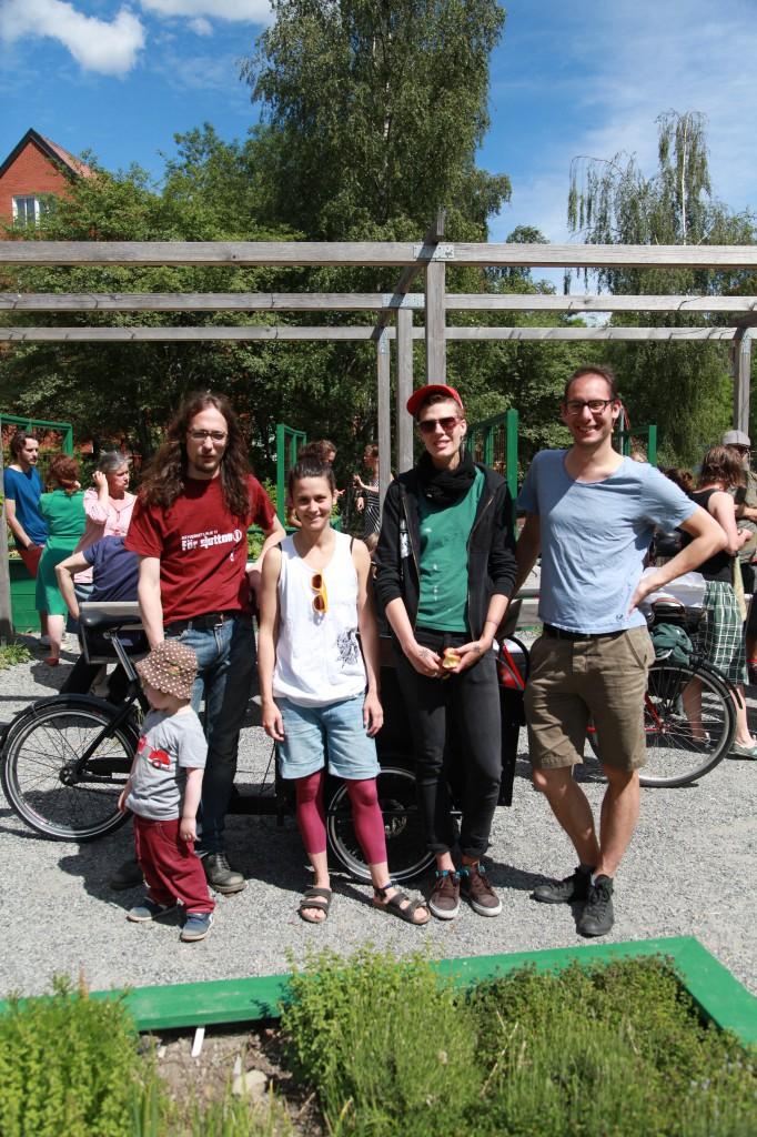 Matparken, Gröna Linjen cykelsafari ©Ulrika Flodin Furås