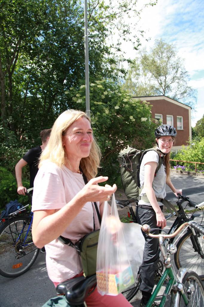 Gröna linjen cykelsafari ©Ulrika Flodin Furås