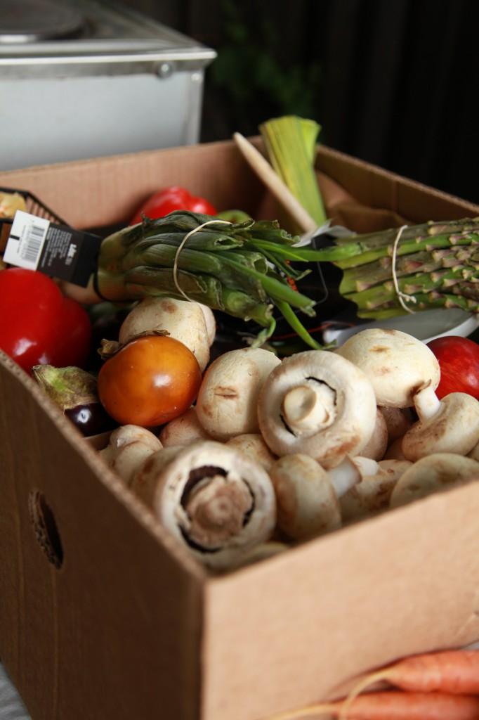 No waste food, Gröna linjen cykelsafari ©Ulrika Flodin Furås