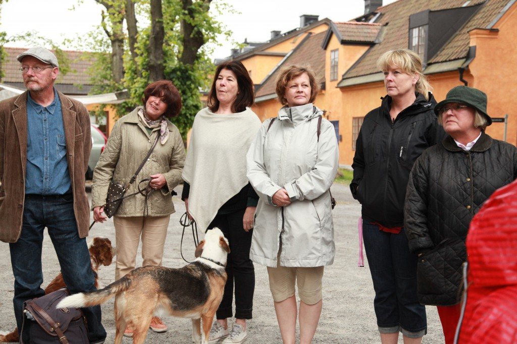 Krubbanodlingen, första träffen ©Ulrika Flodin Furås