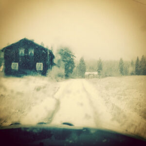 Snöoväder iPhone@Ulrika Flodin Furås