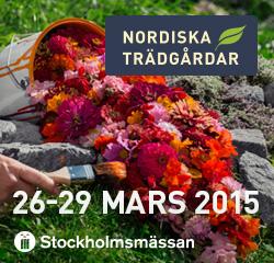 banner nordiska trädgårdar 2015
