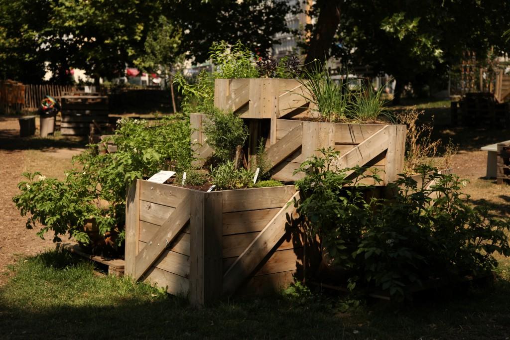 Karls Garten, Wien ©Ulrika Flodin Furås