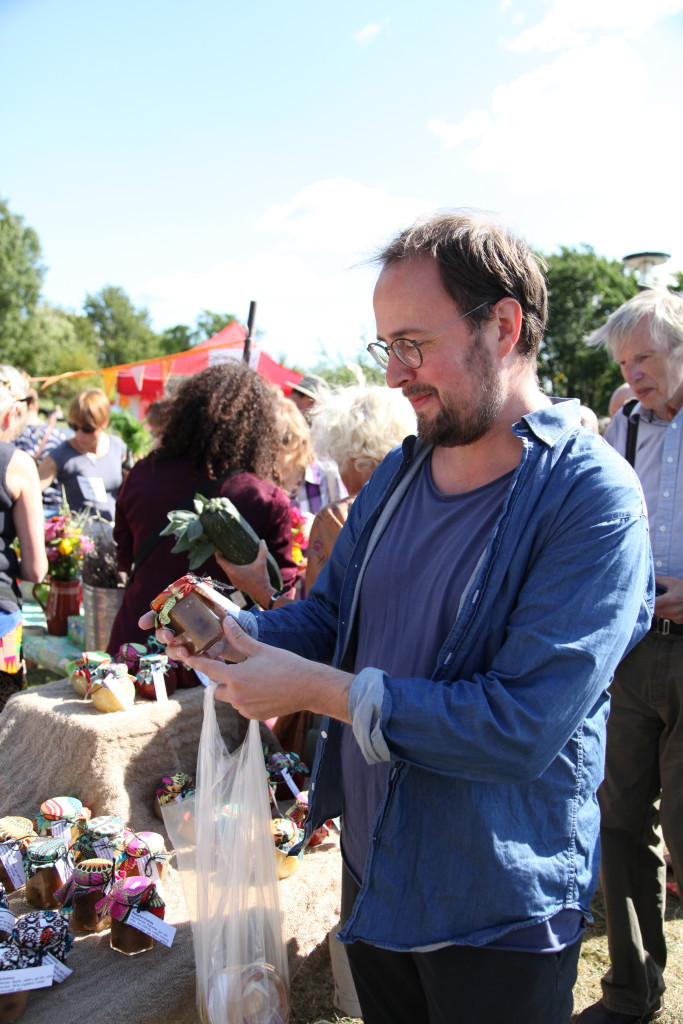 Stadsodlingsfestival 2015 ©Ulrika Flodin Furås