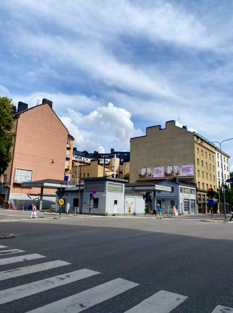 Macken på Birger Jarlsgatan