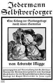 Migges bok om självförsörjning