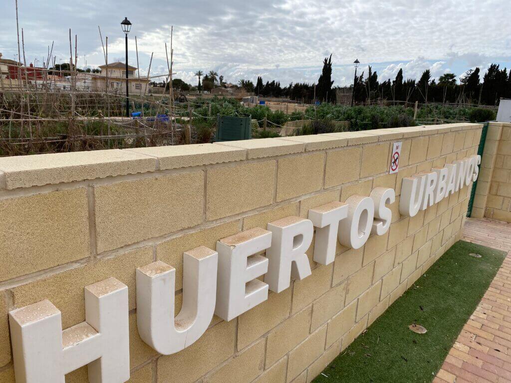 Huertos Urbanos, San Pedro del Pinatar, Murcia